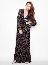Winter Kate Maxi Dress
