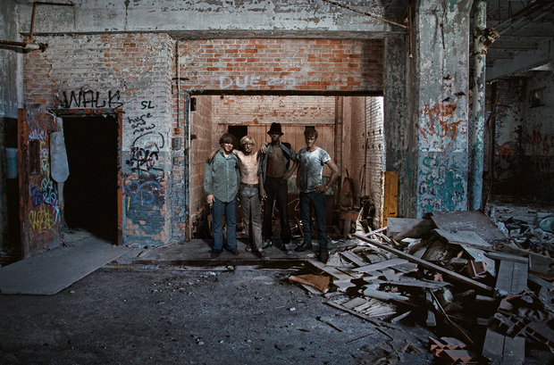 © Flora Borsi | Detroit | Fotografía | Photography
