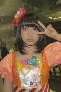Kinal foto premium content JKT48 clock