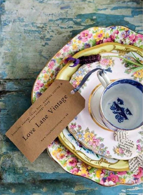 Marycot mesas de verano for Vajilla retro