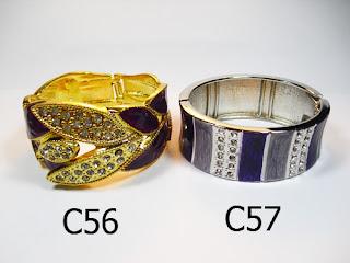 gelang aksesoris wanita c56c57