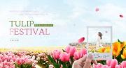 เทศกาลดอกทิวลิป ที่สวนสนุกเอเวอร์แลนด์