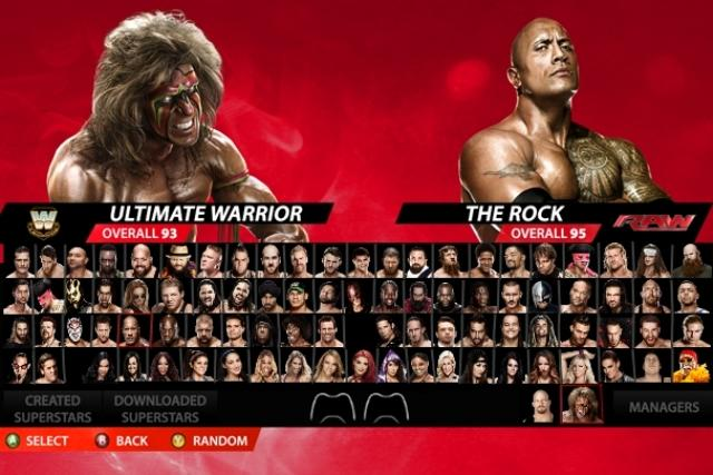 WWE 2K15 Free Download PC Games