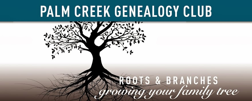 Palm Creek Genealogy Club