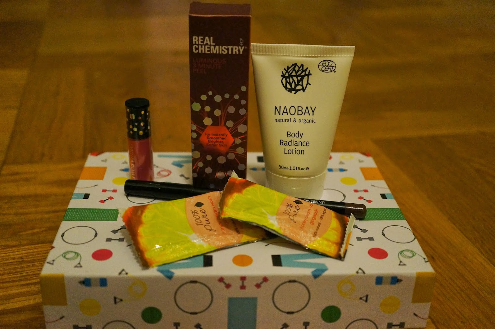 July 2014 Birchbox Unboxing Review