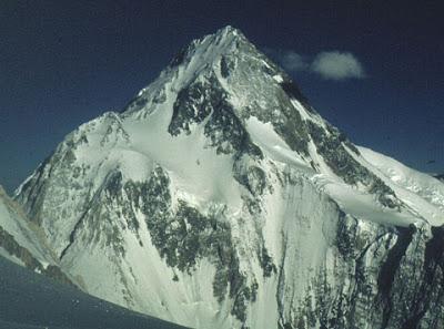 Hidden peak