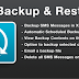 Backup SMS and Restore on Android – Download Free App
