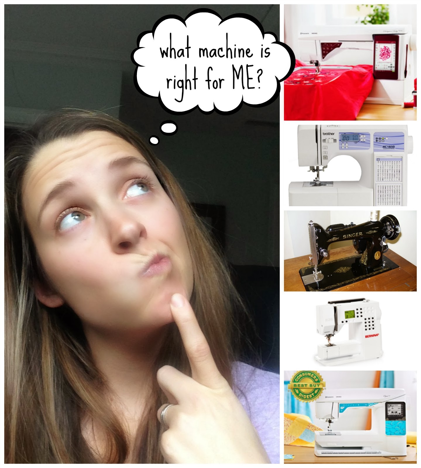 what sewing machine should i buy