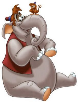 cartoon elephant picture