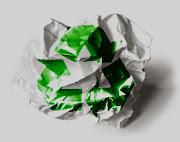 es el principio del proceso del reciclaje