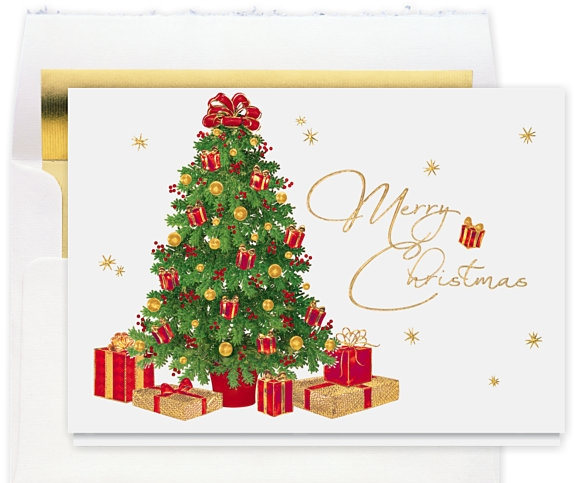 Trying To Stay Calm The Gallery Collection Christmas Cards Review