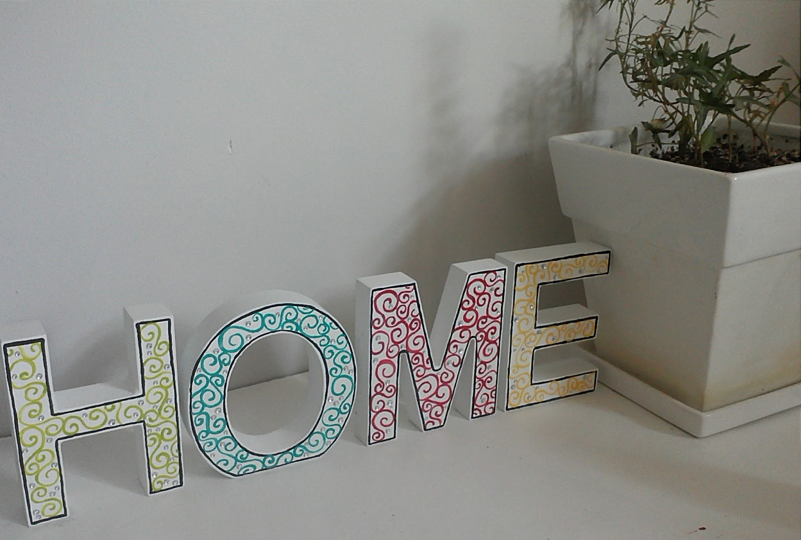2messy diy upcycled quot home quot decor
