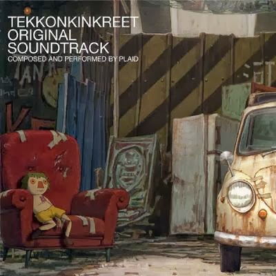 Electronica Group Plaid is Returning For Special Performance of the Tekkonkinkreet Soundtrack