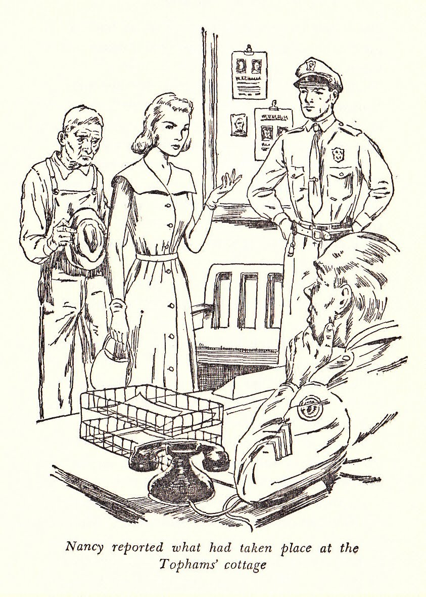 Modern Nancy Drew Coloring Pages Model - Printable Coloring Pages ...