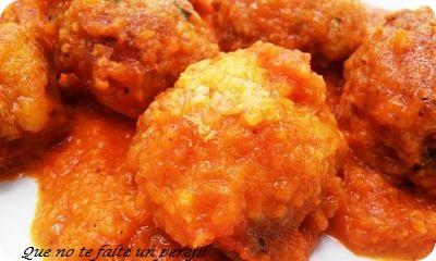 albóndigas_salsa_tomate_azafrán