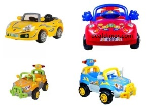 Toyhouse battery Operated Cars @ Flat 60% Off