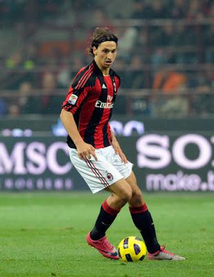 Zlatan Ibrahimovic - AC Milan (1)
