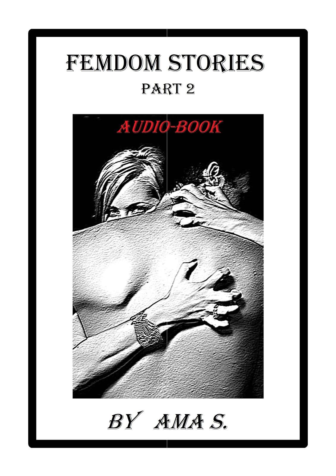 FEMDOM STORIES 2. AUDIO-BOOK