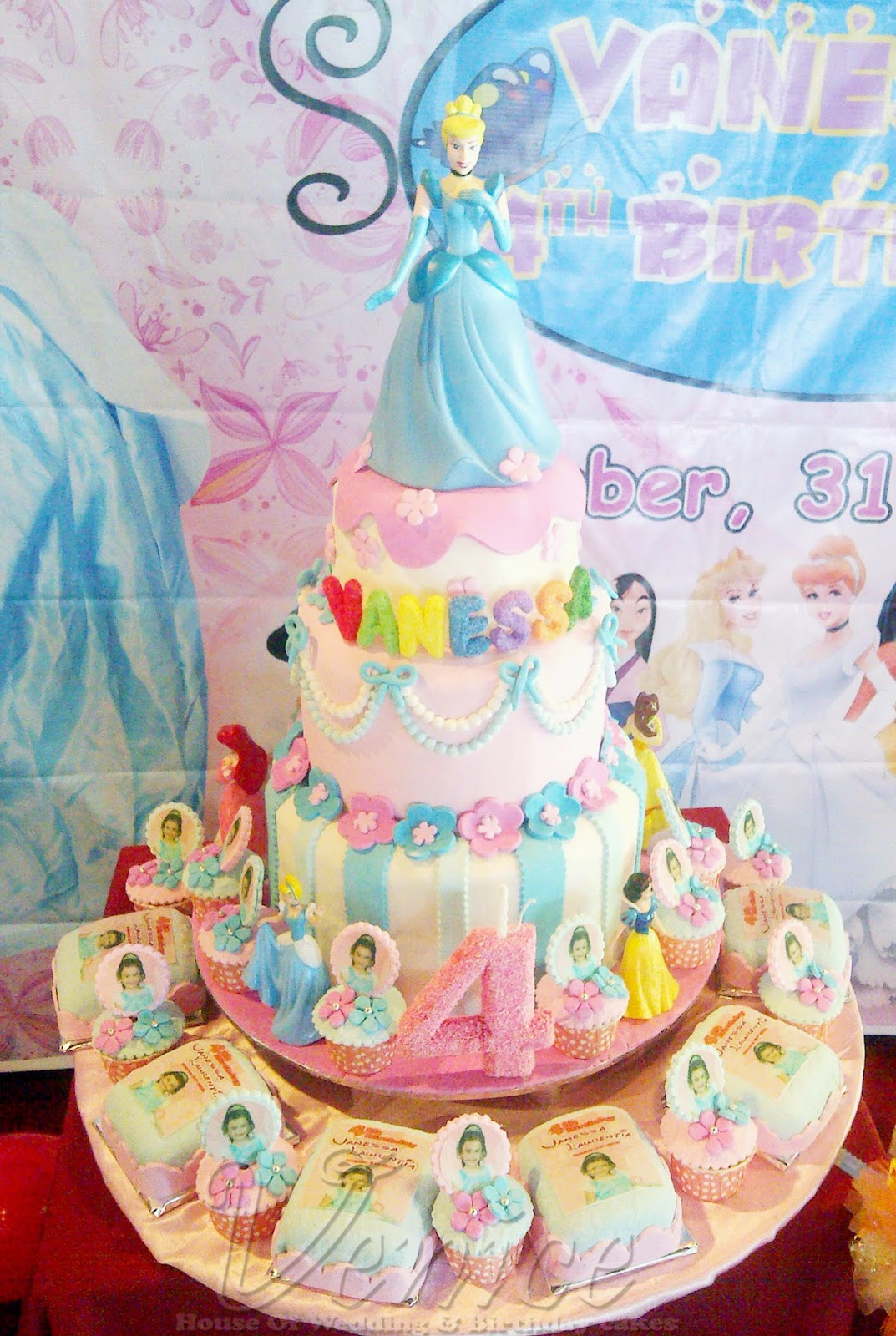 VENICE House of Wedding and Birthday Cake SEMARANG