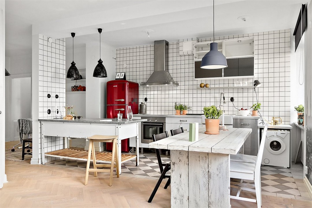 D couvrir l 39 endroit du d cor la cuisine conviviale for Decouvrir cuisine