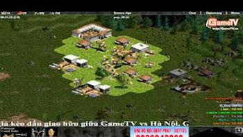 4 vs 4 | GameTV vs Hà Nội 21-04-2014