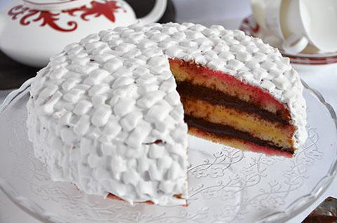 Ricette di Torte farcite