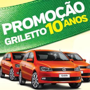 Participar promoção Griletto 2014 10 carros