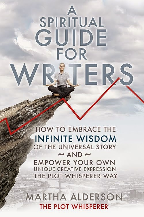 COMING SOON! A Spiritual Guide for Writers