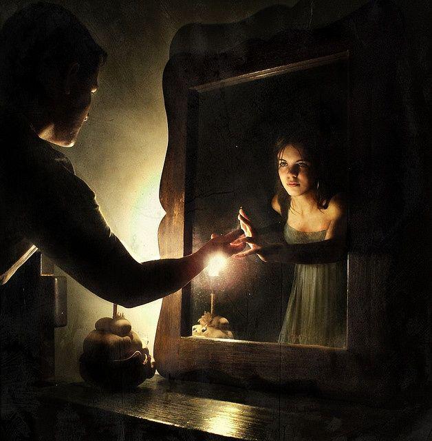 espejos entradas a otras dimensiones