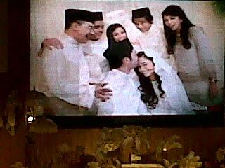Media Kedah Gambar Terkini Majlis Perkahwinan Anak Hishamudin