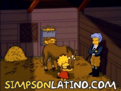 Los Simpson 3x08