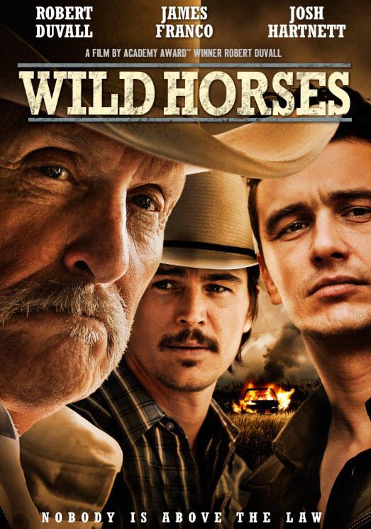 Cavalos Selvagens – Dublado (2015)