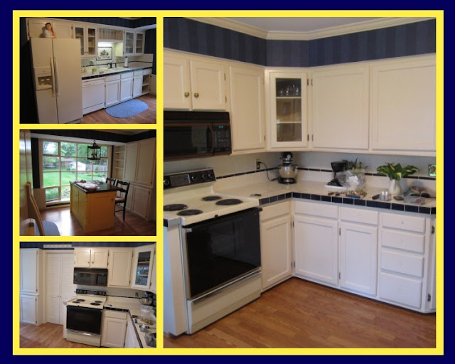 Kitchen update on sutton place for Updated kitchen remodels