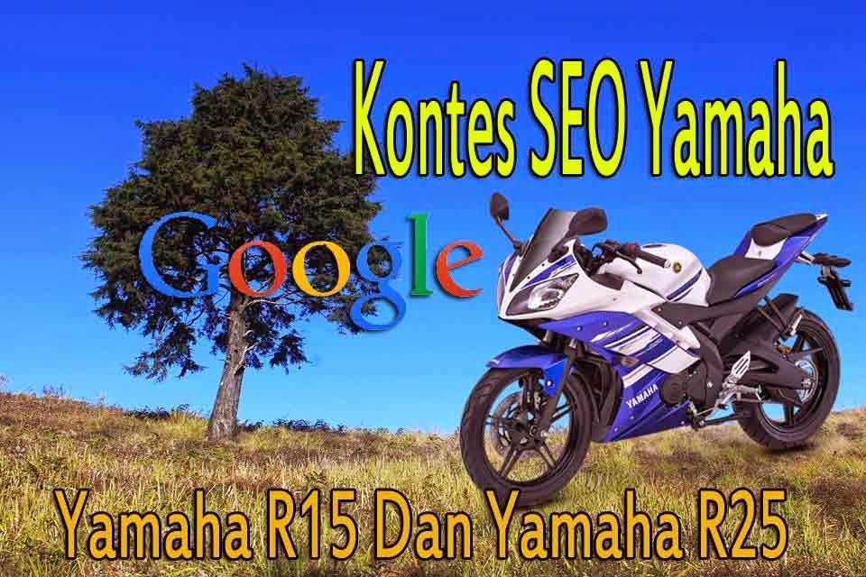 New Kontes SEO Yamaha Motor 2014