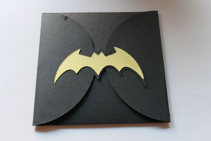 Alma's Pink Life: Batman birthday invitations