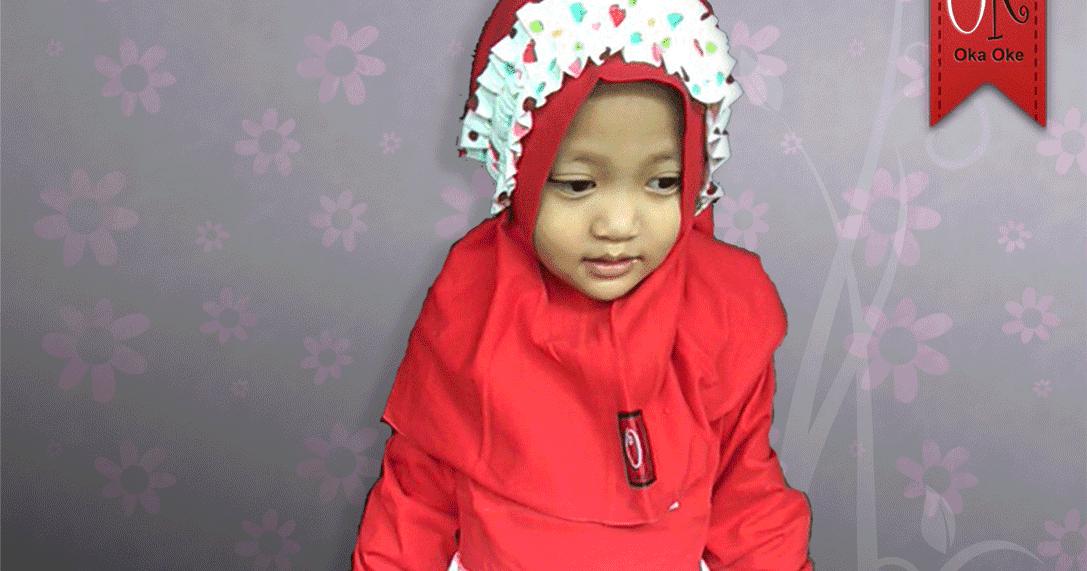 Gambar Baju Model Gamis Anak Perempuan Oka Oke