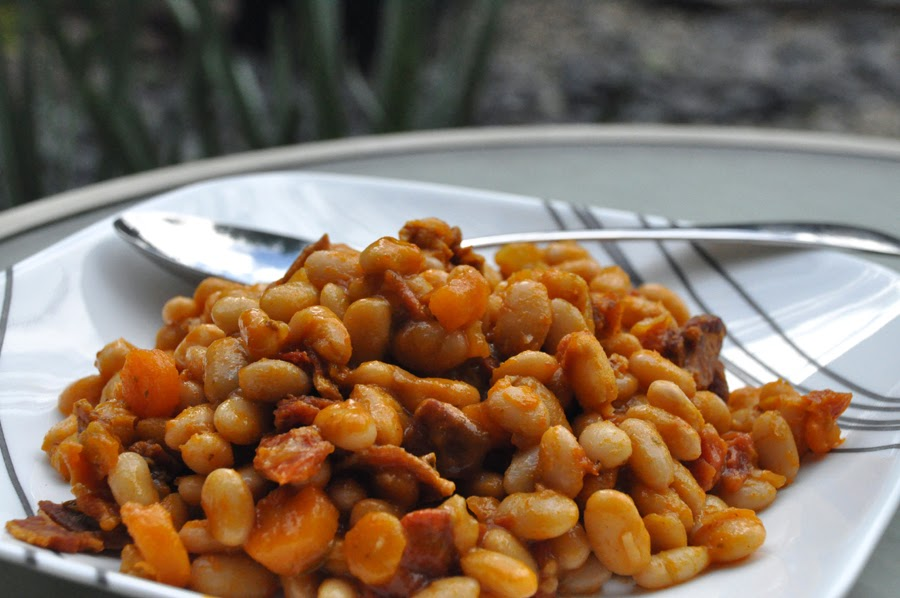 Toscanelli Beans with Sage