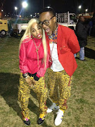KHANYI MBAU IS SO COOL