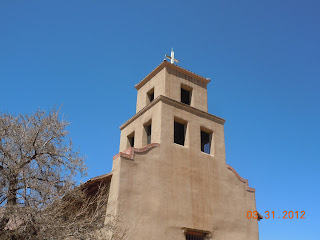 our lady of guadalupe shrine belltower