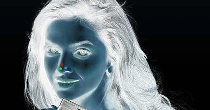 Optical Illusions: Hot Girl Illusion