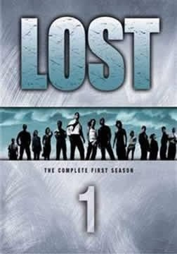 Lost Season 1 2004 poster