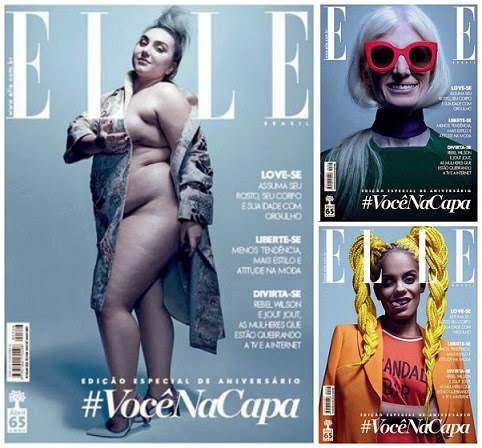 Elle Brazil may 2015