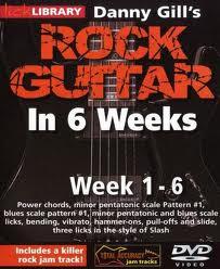 Belajar Tehnik Gitar Rock secara intensif dalam 6 minggu
