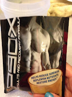 Results and Recovery Post workout formula