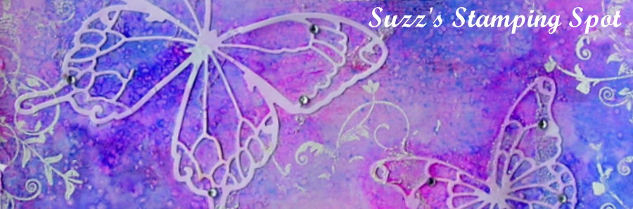 Suzz&#39;s Stamping Spot