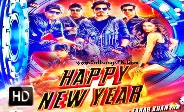 Happy New Year (2014) Hindi Movie HD Pos