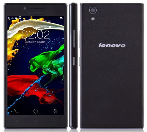Spesifikasi dan Harga Lenovo P70 Si Baterai Awet Berkamera Dasyat dan Sudah 4G LTE