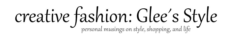 Creative Fashion : Glee´s Style