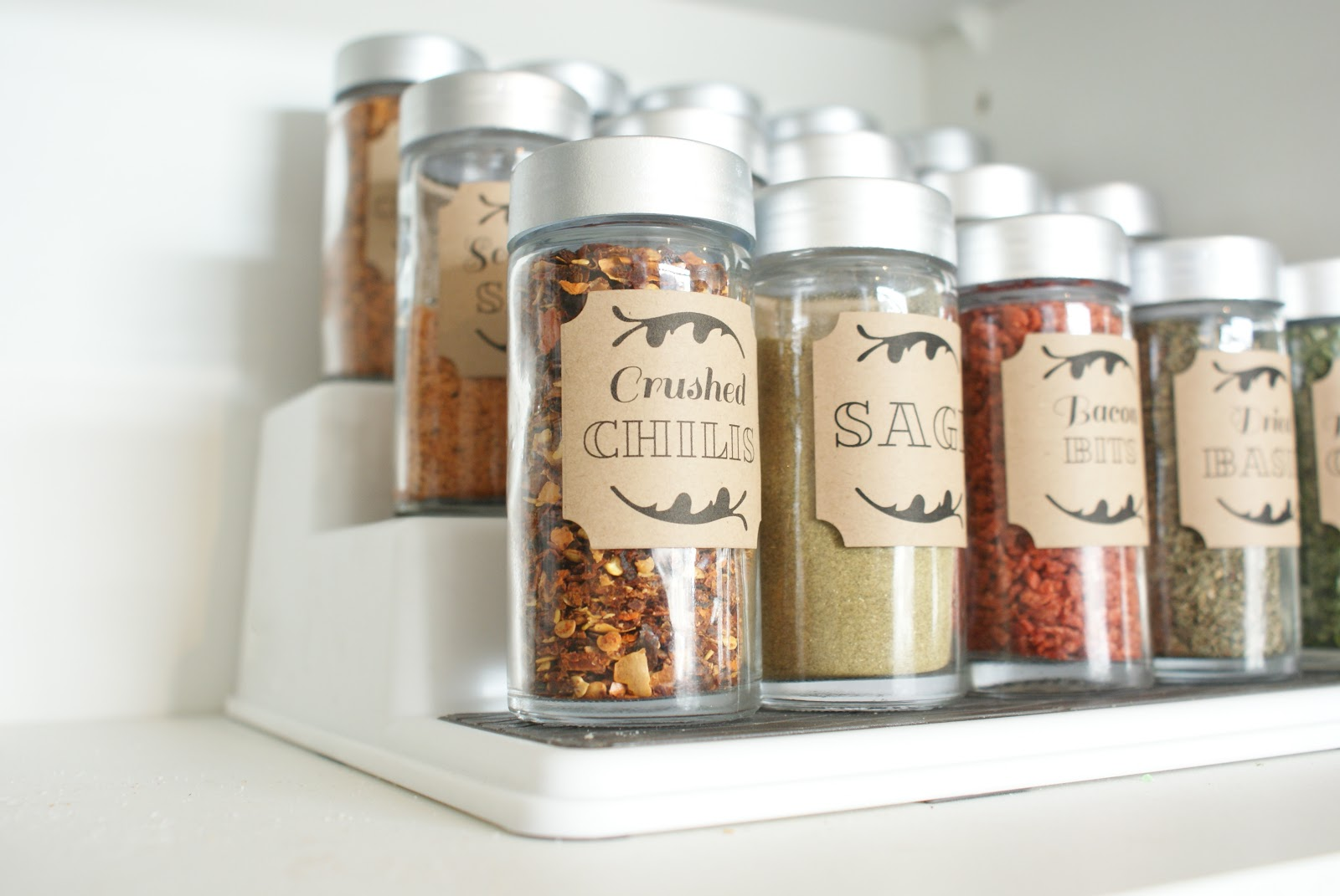 the social home dollar store spice cupboard tuesday march 27 2012