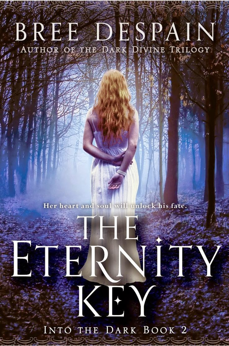 The Eternity Key by Bree Despain.